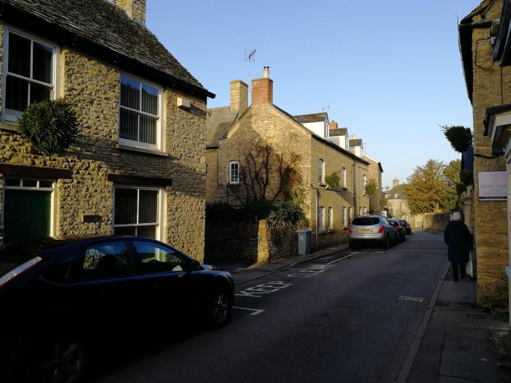Market Street housing